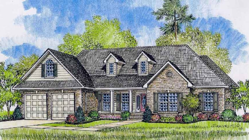 House drawing for 0309