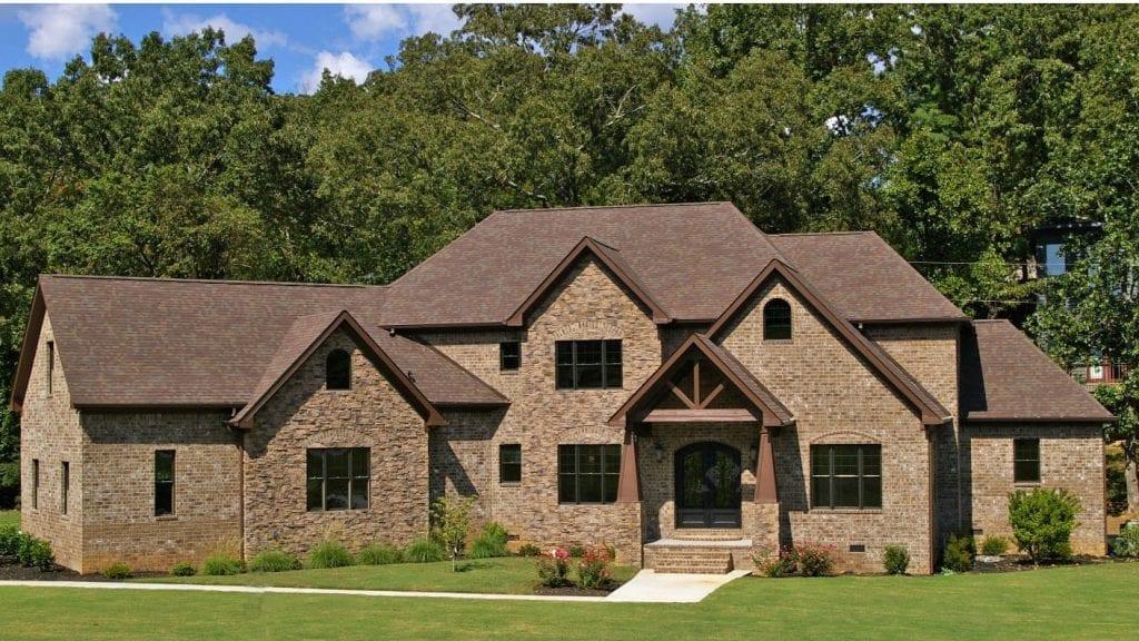 Photo of brick house 1519